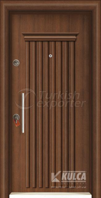 Z-9076 (Exclusive Steel Door)